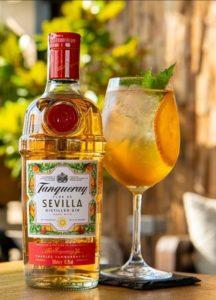 cocktail-gin-tanqueray-sevilla-bar-bahia-pornic